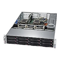 Supermicro SuperServer 6029P-WTRT - rack-mountable - no CPU - 0 GB