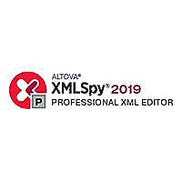 Altova XMLSpy 2019 Professional Edition - version upgrade license - 10 conc