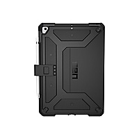UAG Rugged Case for iPad 10.2-inch (7th Gen, 2019) - Metropolis Black - bac