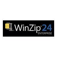 WinZip Enterprise (v. 24) - license + 1 year CorelSure Maintenance - 1 user