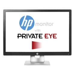 "Man & Machine HP Private Eye 21.5"" LCD Monitor with Privacy Filter"