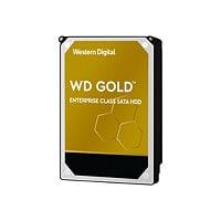 WD Gold Enterprise-Class Hard Drive WD4003FRYZ - hard drive - 4 TB - SATA 6