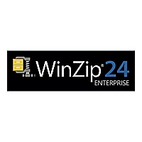 WinZip Enterprise (v. 24) - upgrade license + 1 year CorelSure Maintenance