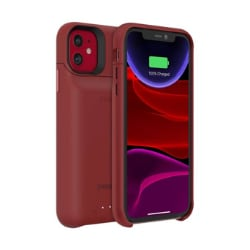 mophie Juice Pack Access Protective Case for iPhone 11 - Red