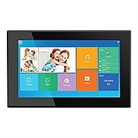"Aluratek 15.6"" WiFi Digital Photo Frame with Touchscreen IPS LCD Display"