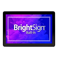 """Bluefin BrightSign Built-In 10.1"""" Non-Touch PoE LCD Display"""