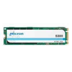 Micron 5300 Boot - solid state drive - 240 GB - SATA 6Gb/s