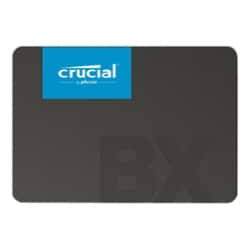 Crucial BX500 - solid state drive - 2 TB - SATA 6Gb/s