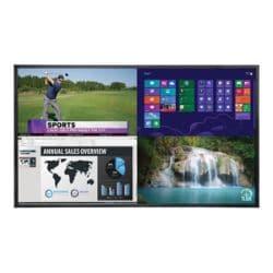 "Planar EP6524K EP-Series - 65"" LED display - 4K"