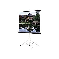 "Da-Lite Picture King with Keystone Eliminator 96""x96"" Projector Screen"