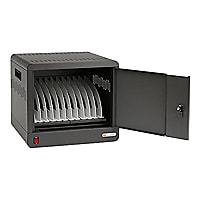 Bretford Cube Micro Station TVS10PAC-CK - cabinet unit