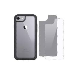 Griffin Survivor Adventure Case for iPhone 8 - Smoke/Clear