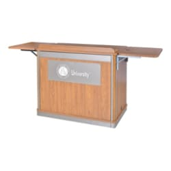 Spectrum Media Manager Series Director - lectern