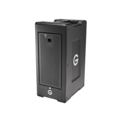 G-Technology G-SPEED Shuttle XL 80TB Storage System with Thunderbolt 3