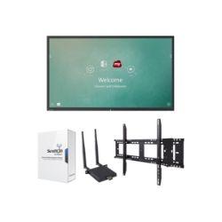 "ViewSonic ViewBoard IFP9850 Device Management Bundle 1 98"" Class (97.5"" vie"