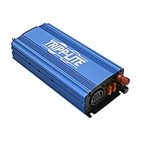 Tripp Lite 750W Compact Power Inverter Mobile Portable 2 Outlets 1 USB Port