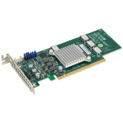 SUPERMICRO LP 12.8GB/S QUAD PT NVME