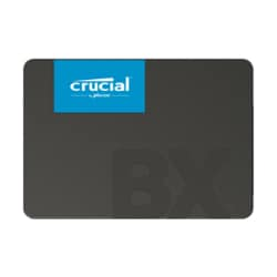 "Micron Crucial BX500 2TB 6Gbps 2.5"" SATA 3D NAND Solid State Drive"