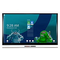 "SMART Board 6075-V3 interactive display with iQ 75"" LED display - 4K"