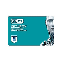 ESET Security for Microsoft SharePoint Server - subscription license renewa
