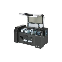 Fargo HDP 8500 - plastic card printer - color - dye sublimation/thermal res