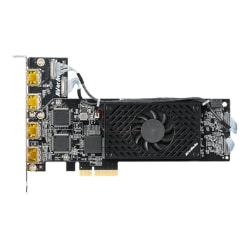 AVER 4CH LOW-PROF VIDEO CAPTURE CARD