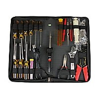 StarTech.com 19 Piece Computer Took Kit in a Carrying Case - tool kit
