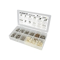 StarTech.com Deluxe Assortment PC Screw Kit - Screw Nuts and Standoffs - sc