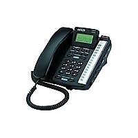 Cortelco Colleague Enhanced 2 Line Phone Black