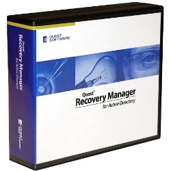 Quest Recovery Manager for Active Directory