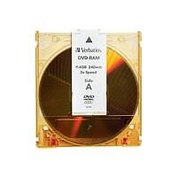 Verbatim Type 4 Double Sided DVD-RAM Cartridge