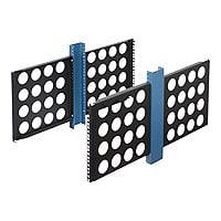 RackSolutions rack bracket kit - 7U