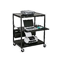 Bretford Interactive Learning Center ECILS1FF-BK - cart (rack)