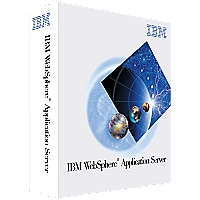 IBM WebSphere Application Server Network Deployment - license + 1 Year Soft