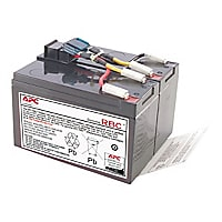APC Replacement Battery Cartridge #48 - UPS battery - lead acid
