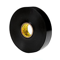 "3M Scotch Super 33+ Vinyl 0.75"" x 66' Electrical Tape - Black"