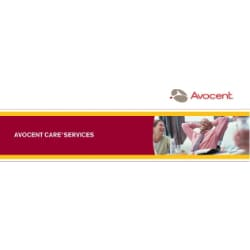 Avocent Hardware Maintenance Silver - extended service agreement - 2 years