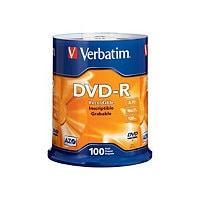 Verbatim - DVD-R x 100 - 4.7 GB - storage media