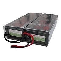 Tripp Lite RBC 94 for Select UPS Brands RM w/ (4) 12V Batteries