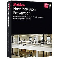 McAfee Host Intrusion Prevention for Desktop - license + 1 Year Gold Suppor