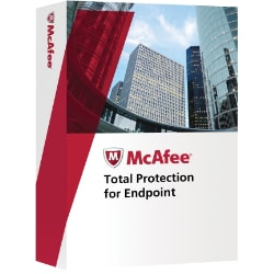 McAfee Gold Business Support - technical support - for McAfee Endpoint Prot