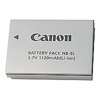 Canon NB 5L Li-Ion Camera Battery