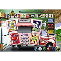Ice Cream Truck - box pack - 1 school