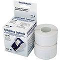 Seiko SmartLabels for Smart Label Printers, White Address