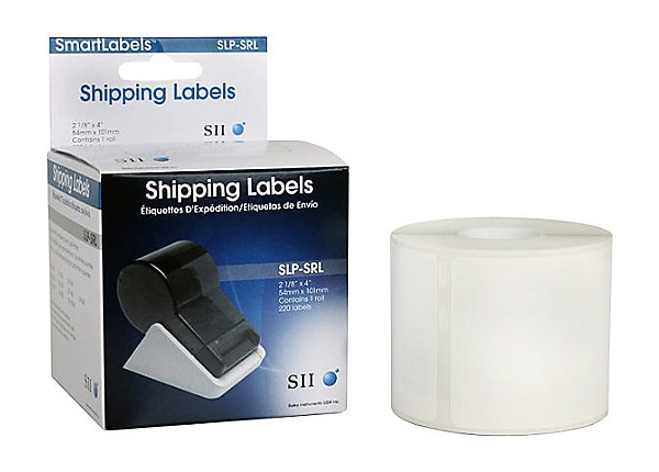 Seiko SmartLabels for Smart Label Printers, Standard Toughie