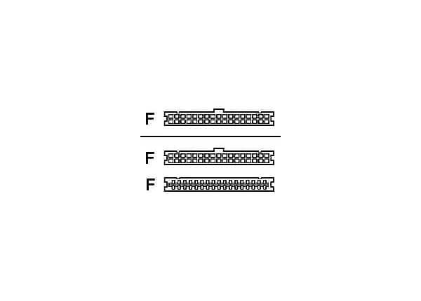 "Belkin 32"" Universal Floppy Ribbon Cable"