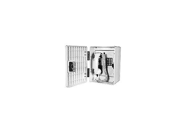 GAI-Tronics 256-001SK Standard Keypad Outdoor Industrial Telephone