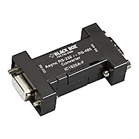 Black Box DB9 Female to DB9 Female Async RS-232/RS-485 Interface Converter