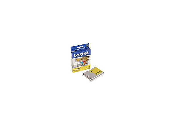 Brother Innobella LC51Y Yellow Ink Cartridge