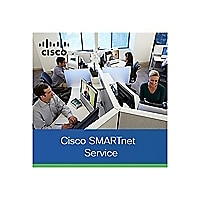 Cisco SMARTnet Premium extended service agreement - 1 year